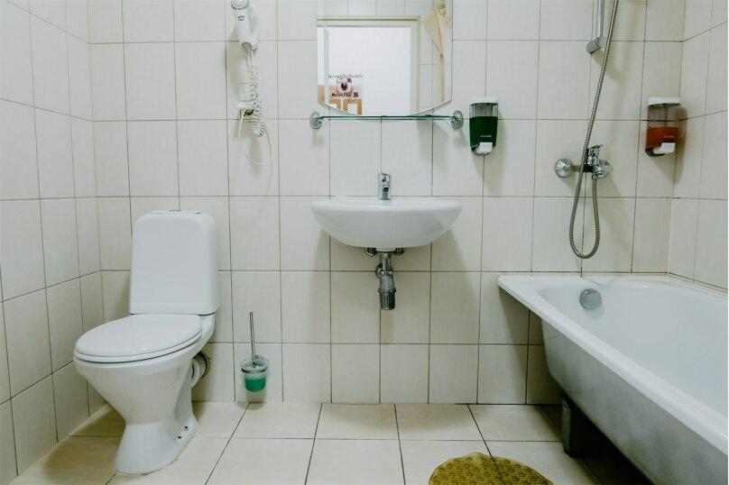 Двухместный номер с 2 раздельными кроватями , Лиговский проспект, 249, Санкт-Петербург - Фотография 1