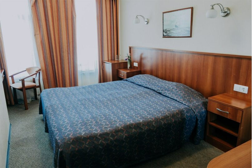 Двухместный номер с 1 двуспальной кроватью , Лиговский проспект, 249, Санкт-Петербург - Фотография 1