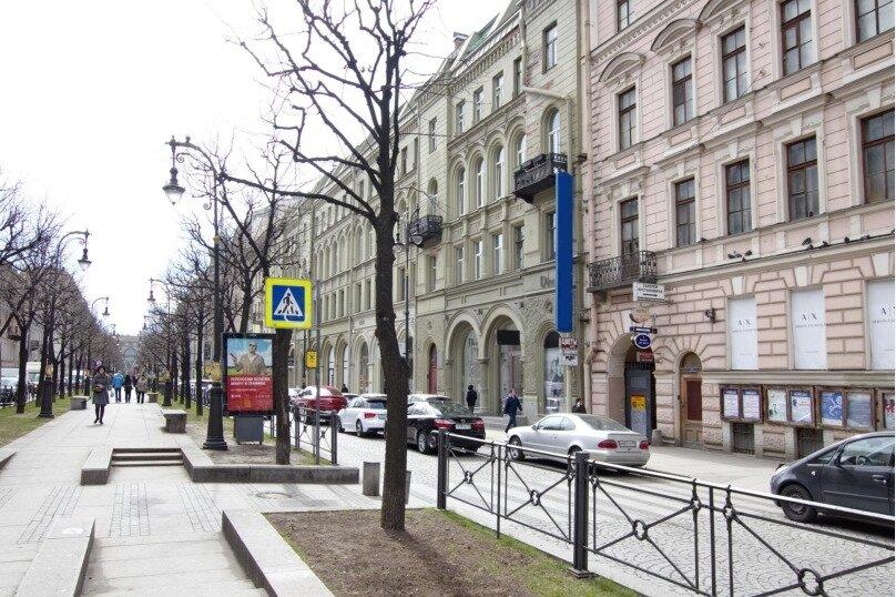 """Отель """"Невский Арт Холл"""", Большая Конюшенная улица, 11 на 22 номера - Фотография 1"""