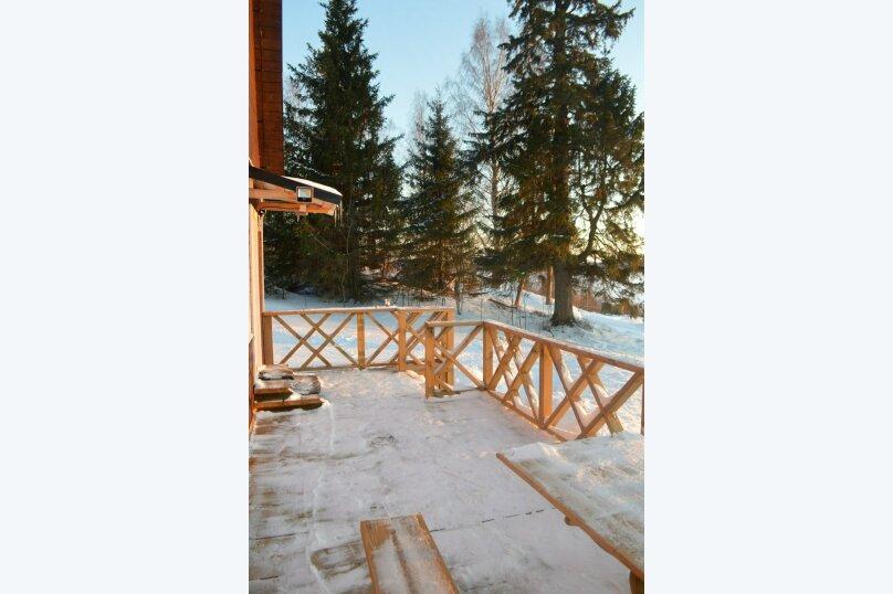 Дом, 70 кв.м. на 6 человек, 2 спальни, урочище Шапнаволок, 2, Петрозаводск - Фотография 15