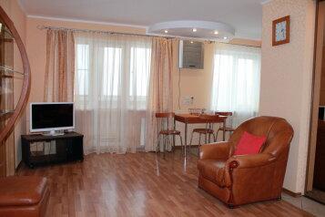 2-комн. квартира, 47 кв.м. на 4 человека, улица Пушкина, Центральный округ, Хабаровск - Фотография 4