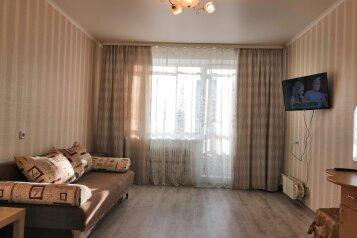 1-комн. квартира, 39 кв.м. на 4 человека, улица Четаева, Ново-Савиновский район, Казань - Фотография 2