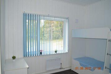 Дом, 70 кв.м. на 6 человек, 2 спальни, урочище Шапнаволок, 2, Петрозаводск - Фотография 4
