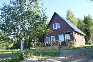 Дом, 70 кв.м. на 6 человек, 2 спальни, урочище Шапнаволок, 2, Петрозаводск - Фотография 1