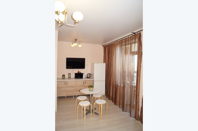 1-комн. квартира, 42 кв.м. на 3 человека, Взлётная улица, 7Д, Красноярск - Фотография 10