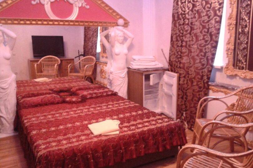 Апартаменты (1- комнатные), набережная Пушкина, 17, Гурзуф - Фотография 1
