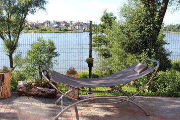 Шикарный дом с видом на чистый пруд, 180 кв.м. на 6 человек, 3 спальни, Центральная улица, Калининград - Фотография 2