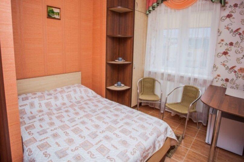 Двухместный номер с двуспальной кроватью, Волжская улица, 71, Краснодар - Фотография 1