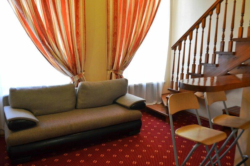 """Отель """"DELUXE"""", Галерная улица, 4 на 8 номеров - Фотография 54"""