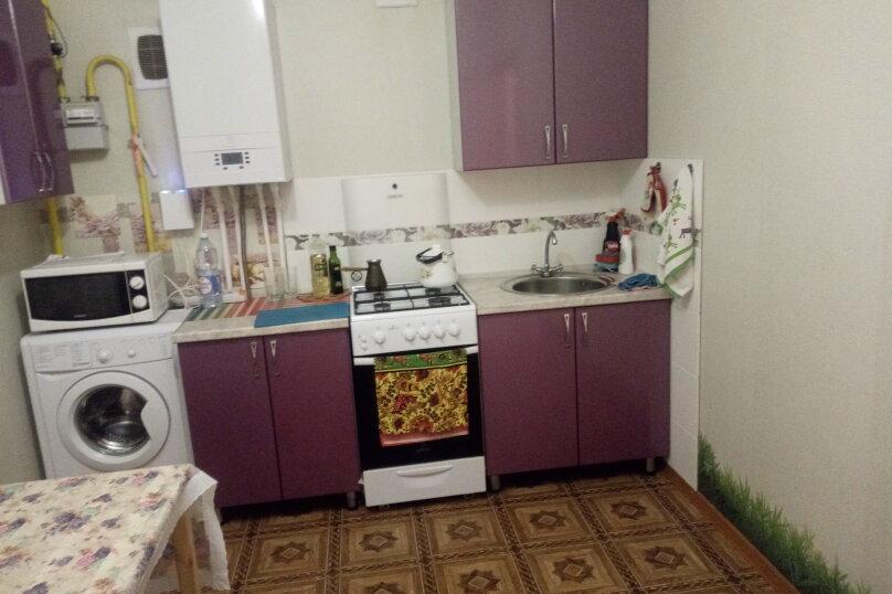 1-комн. квартира, 37 кв.м. на 2 человека, Февральская улица, 25, Ростов - Фотография 10