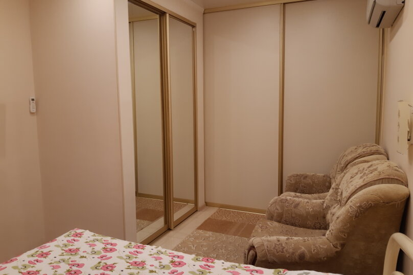 2-комн. квартира, 50 кв.м. на 4 человека, Цветочная улица, 44/3, Адлер - Фотография 16