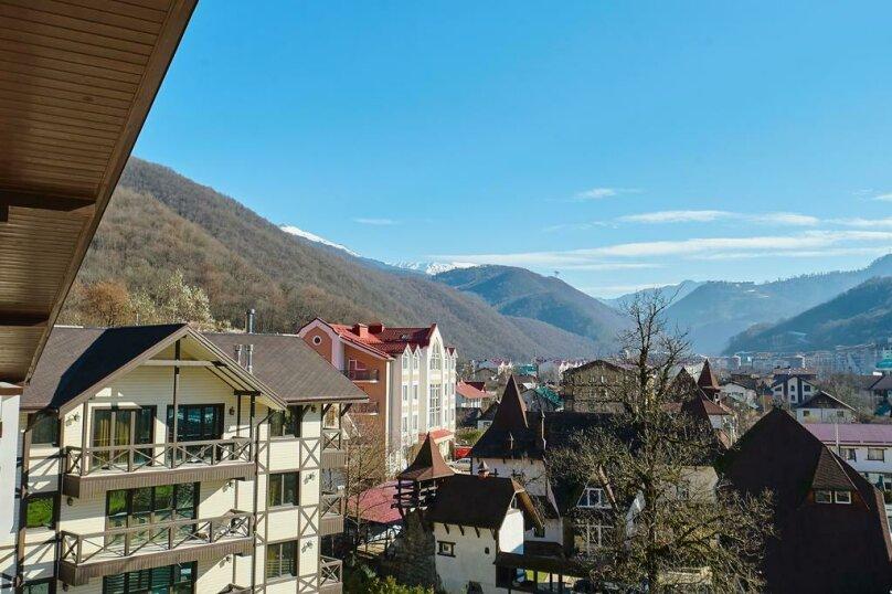 2-х местный с видом на горы, переулок Акаций, 12, Эстосадок, Красная Поляна - Фотография 20