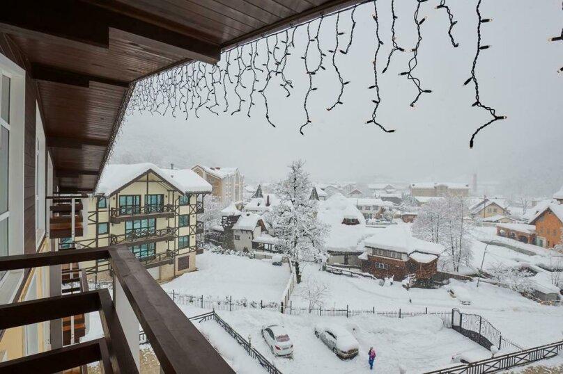2-х местный с видом на горы, переулок Акаций, 12, Эстосадок, Красная Поляна - Фотография 35