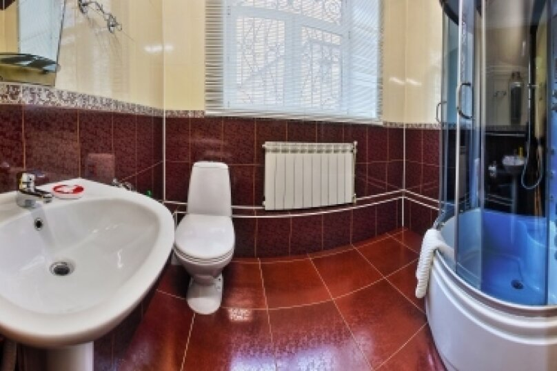 Стандарт с двуспальной кроватью размера (125х200), Варварская улица, 10Б, Нижний Новгород - Фотография 3