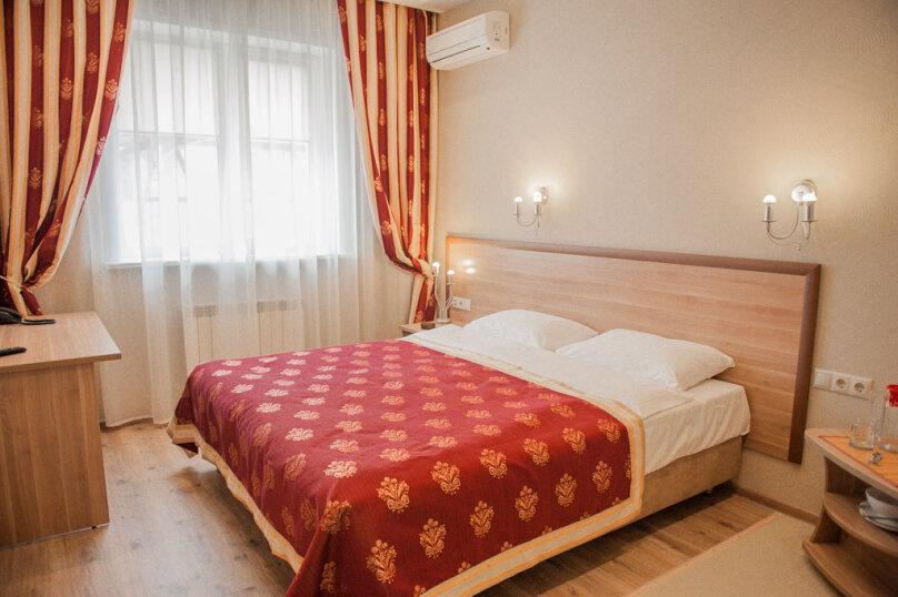 Двухместный с большой кроватью 1 категории, Солнечная улица, 48В, Самара - Фотография 1