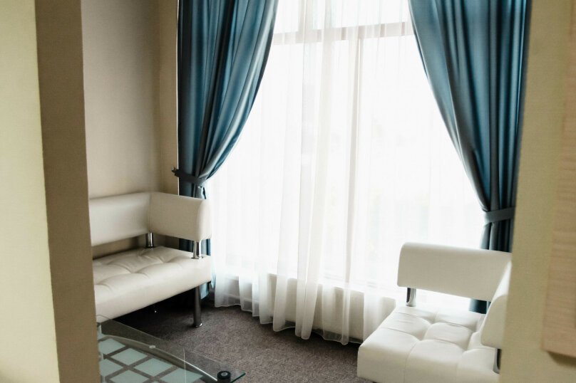 Улучшенный номер с одноместной кроватью , Югорская улица, 22А, Сургут - Фотография 3