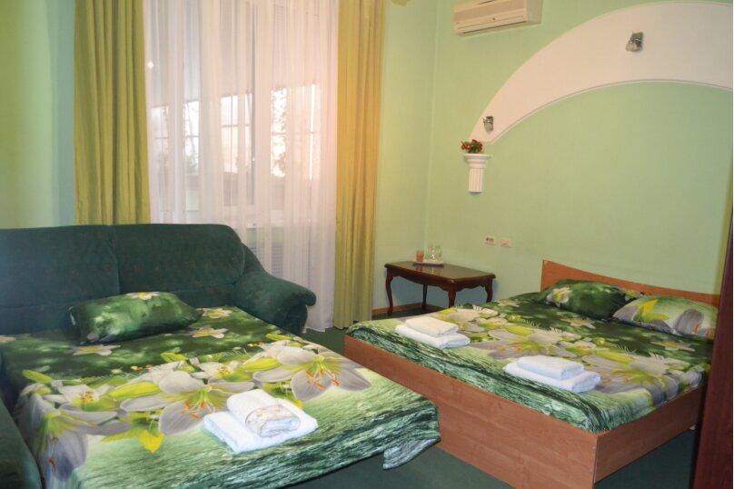 Классический 4-х местный номер с одной кроватью, Заречная улица, 62а, Пятигорск - Фотография 1