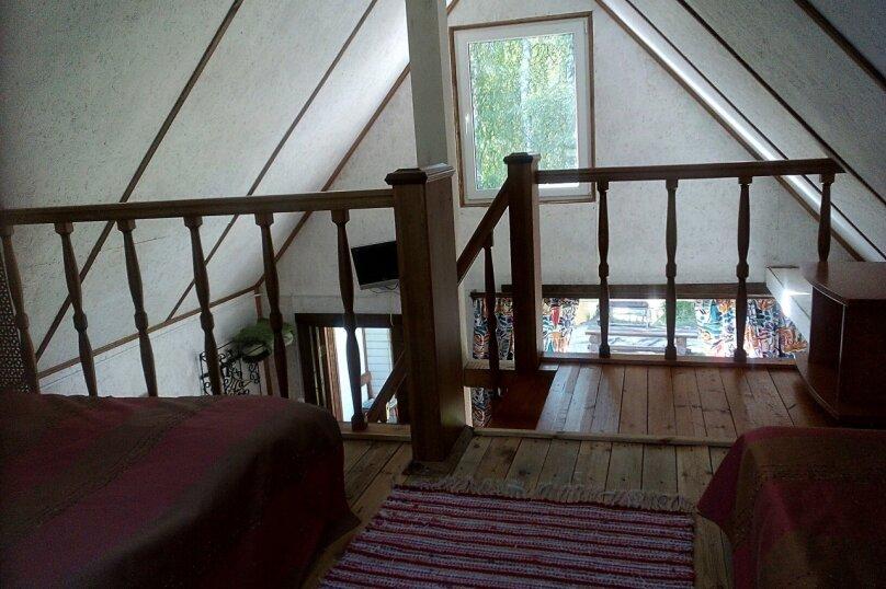 Дом, 57 кв.м. на 6 человек, 2 спальни, пос. Сяпся, Речная улица, 14, Петрозаводск - Фотография 16