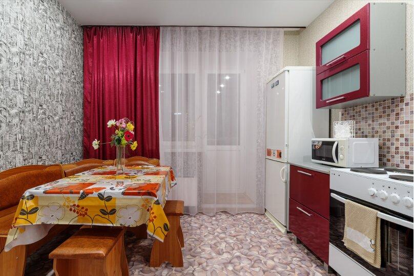 1-комн. квартира, 42 кв.м. на 4 человека, 45 Стрелковой дивизии, 106, Воронеж - Фотография 11