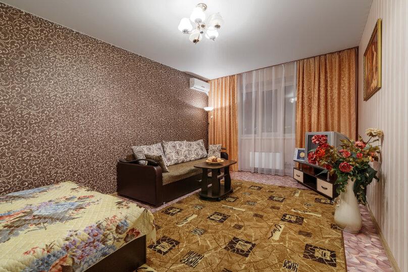 1-комн. квартира, 42 кв.м. на 4 человека, 45 Стрелковой дивизии, 106, Воронеж - Фотография 13