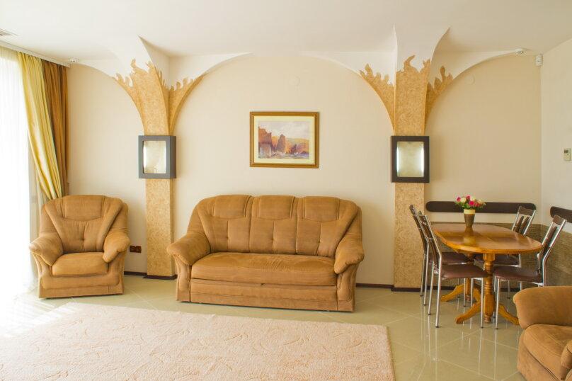 Отдельная комната, Лесная улица, 9, Гурзуф - Фотография 4