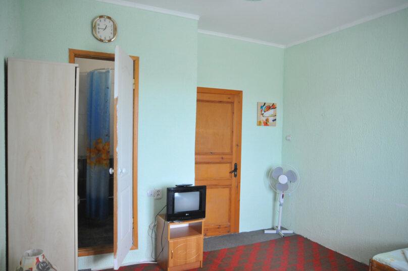 3х местный с лоджией, улица Волошина, 60, Береговое, Феодосия - Фотография 2
