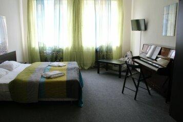 Апартаменты трехместные:  Номер, 3-местный, 1-комнатный, Гостиница, Галерная улица на 42 номера - Фотография 3