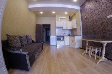 1-комн. квартира, 45 кв.м. на 4 человека, улица Сенявина, Севастополь - Фотография 2