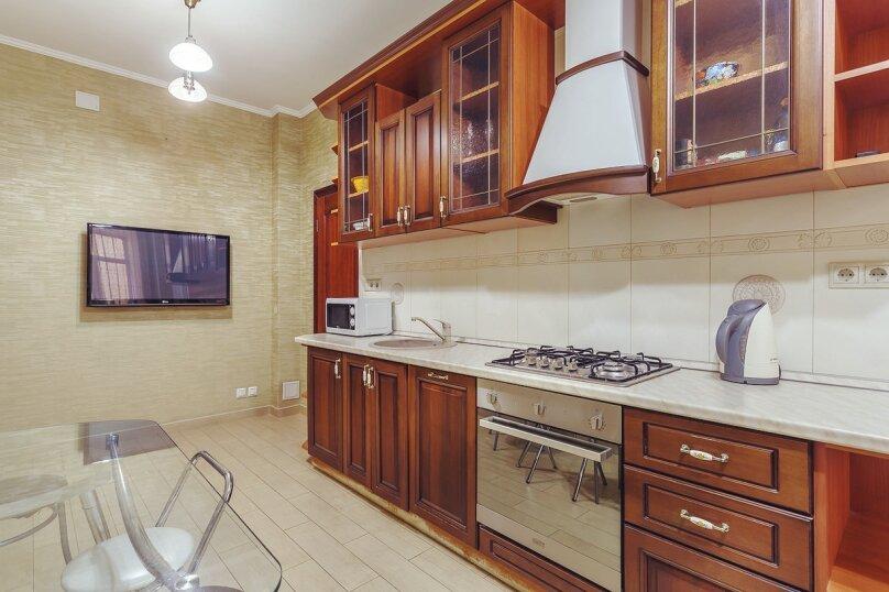 2-комн. квартира, 55 кв.м. на 5 человек, Тверская улица, с27, Москва - Фотография 1