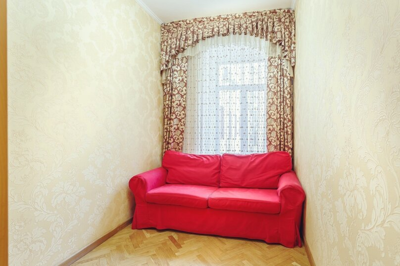 2-комн. квартира, 55 кв.м. на 5 человек, Тверская улица, с27, Москва - Фотография 18