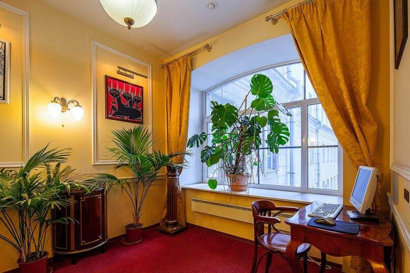"""Отель """"Мойка 5"""", набережная реки Мойки, 5 на 24 номера - Фотография 3"""