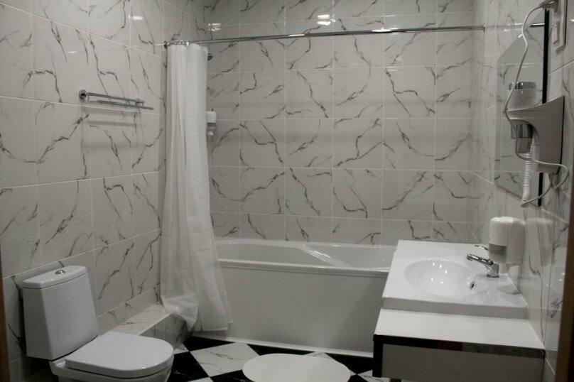 """Двухместный номер """"Комфорт"""" с 2 отдельными кроватями , Галерная улица, 75, Санкт-Петербург - Фотография 5"""