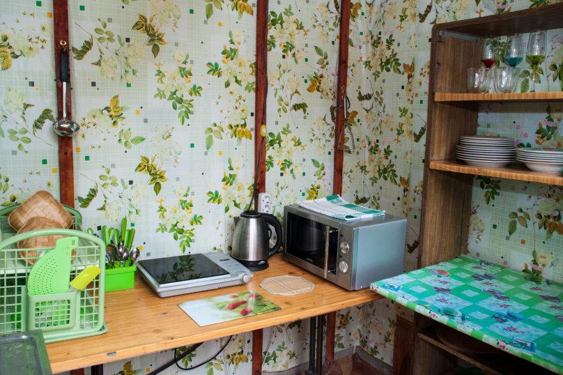 Номер Люкс с отдельным входом, 45 кв.м. на 3 человека, 1 спальня, улица Кирова, 17, Оленевка - Фотография 5