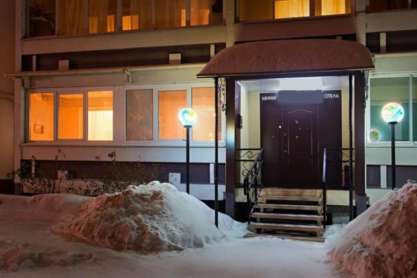 Мини-отель, Кронштадтская улица, 4 на 4 номера - Фотография 1