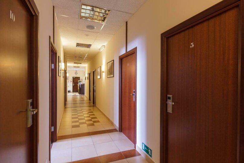 """Бизнес-отель """"Серпуховской Двор"""", 2-й Рощинский, 8 на 14 номеров - Фотография 33"""