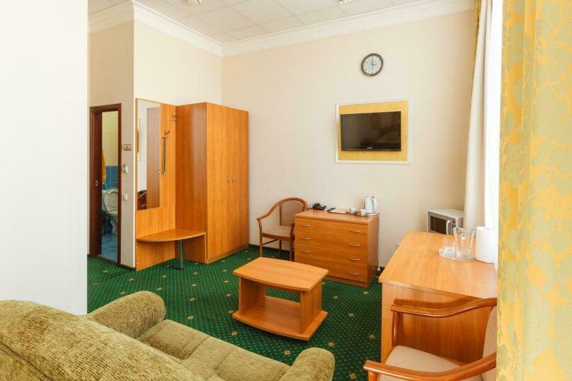 """Бизнес-отель """"Серпуховской Двор"""", 2-й Рощинский, 8 на 14 номеров - Фотография 39"""