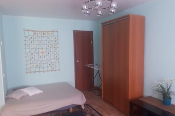 1-комн. квартира, 35 кв.м. на 4 человека, Новогодняя, Площадь Маркса, Новосибирск - Фотография 2