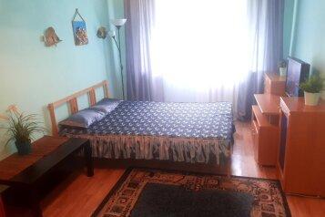 1-комн. квартира, 35 кв.м. на 4 человека, Новогодняя, Площадь Маркса, Новосибирск - Фотография 1