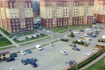 1-комн. квартира, 43 кв.м. на 4 человека, Шахматная улица, Калининград - Фотография 2