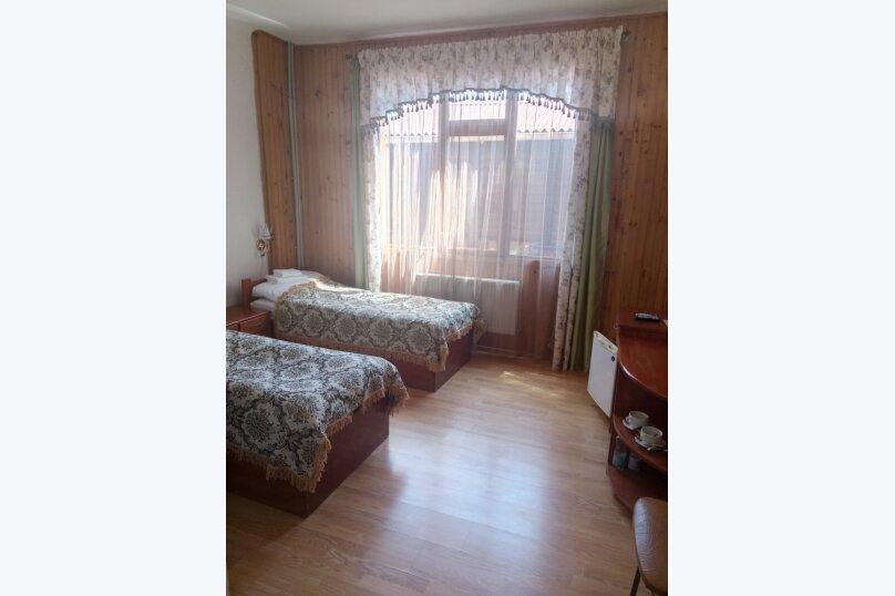 Однокомнатный стандарт с раздельными кроватями, Набережная улица, 2Б, Алушта - Фотография 3