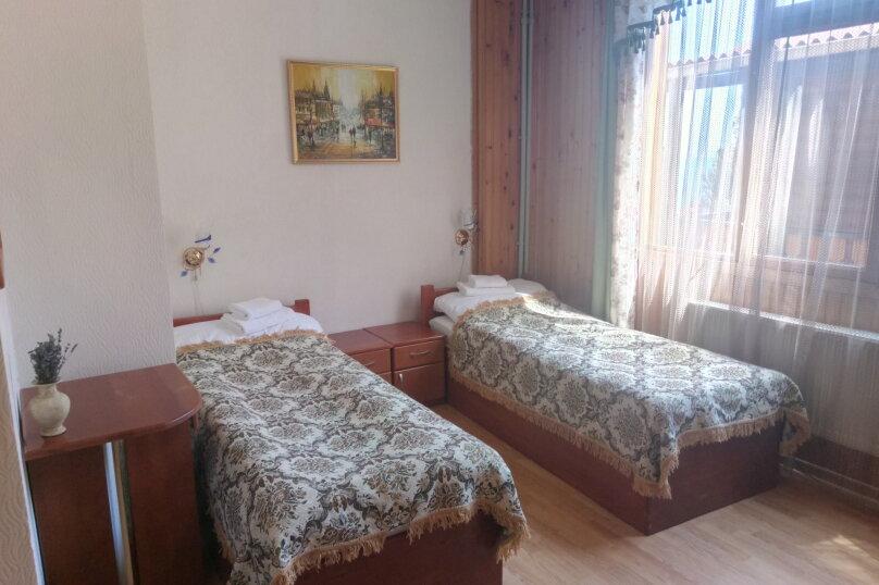 Однокомнатный стандарт с раздельными кроватями, Набережная улица, 2Б, Алушта - Фотография 1