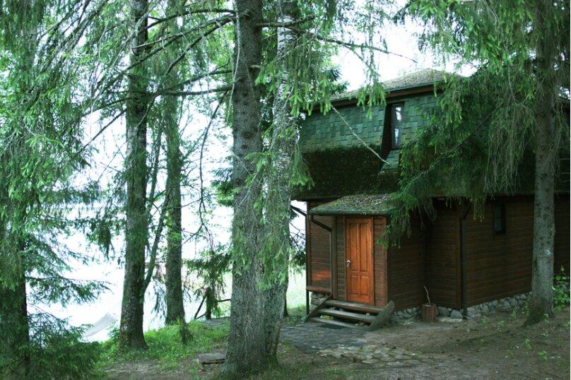 Дом у озера , 70 кв.м. на 7 человек, 2 спальни, деревня Третники, 999, Осташков - Фотография 1