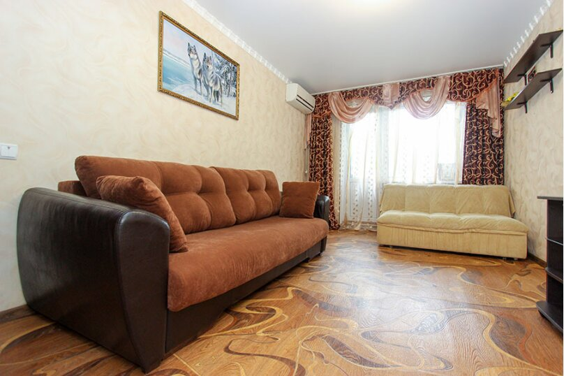 1-комн. квартира, 36 кв.м. на 3 человека, улица Федько, 64, Феодосия - Фотография 9