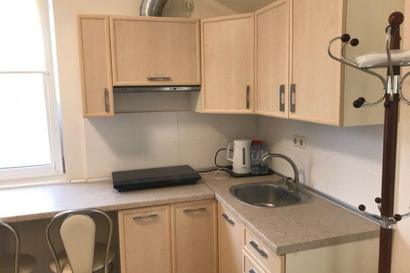 Двухкомнатный номер с кухней без вида на море., Алупкинское шоссе, 60н, Гаспра - Фотография 5