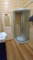 Шале, одноэтажный деревянный коттедж, 100 кв.м. на 8 человек, 3 спальни, дер. Круглино, Радужная, Яхрома - Фотография 4