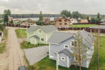 Коттэдж, 170 кв.м. на 8 человек, 4 спальни, Деревня Манушкино, 7, Санкт-Петербург - Фотография 1