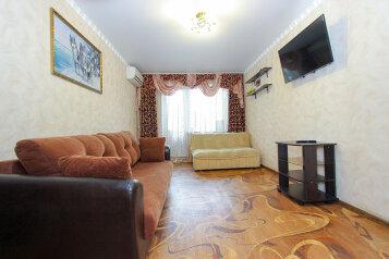 1-комн. квартира, 36 кв.м. на 3 человека, улица Федько, Феодосия - Фотография 1