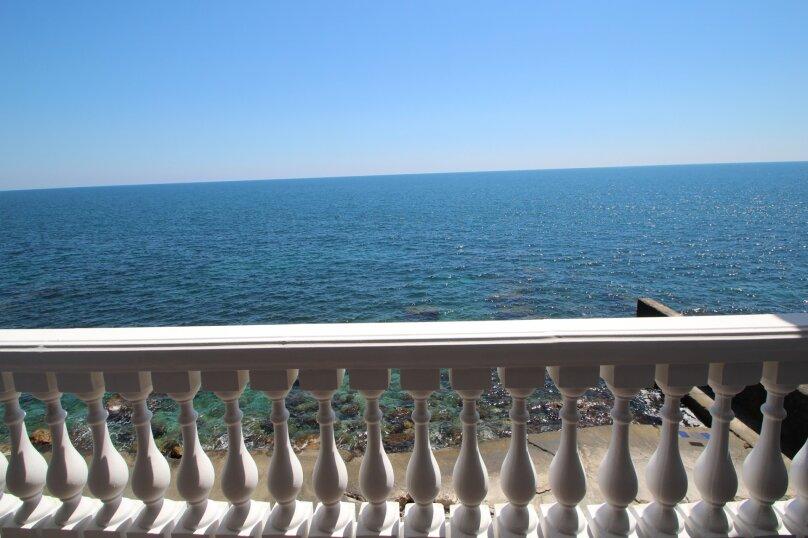 Номер с балконом, улица Ленина, 35Б, Алупка - Фотография 1