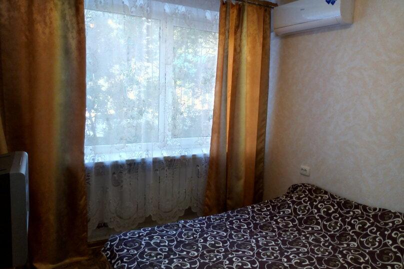 2-комн. квартира, 45 кв.м. на 5 человек, Западная улица, 15, Алупка - Фотография 1