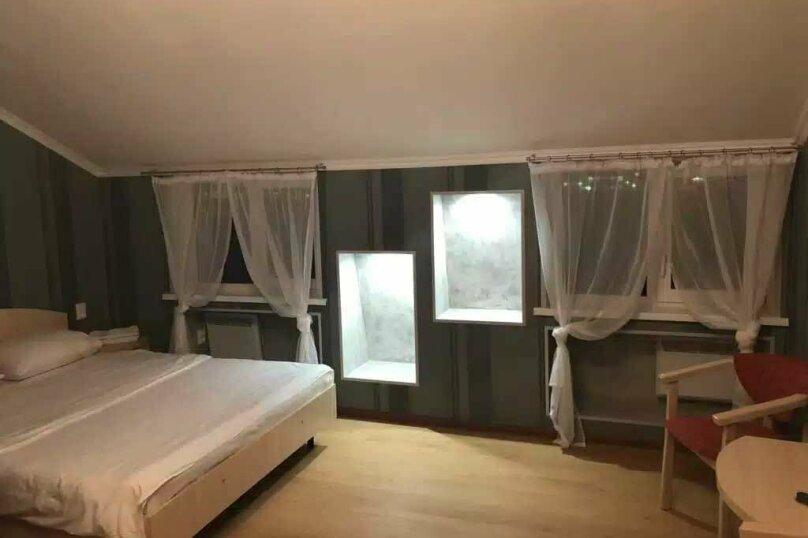 Улучшенный двухместный номер с собственной ванной комнатой, Сортировочная-Московская улица, 15, Санкт-Петербург - Фотография 3
